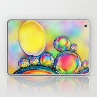 A Rainbow of Hundreds and Thousands Laptop & iPad Skin
