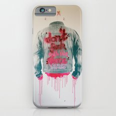 dont fuck wtf iPhone 6 Slim Case