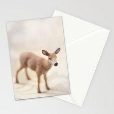 Doe Eyed  Stationery Cards