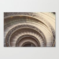 Stairway To? Canvas Print