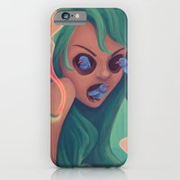 iPhone & iPod Case featuring Estribillo by Kathedral