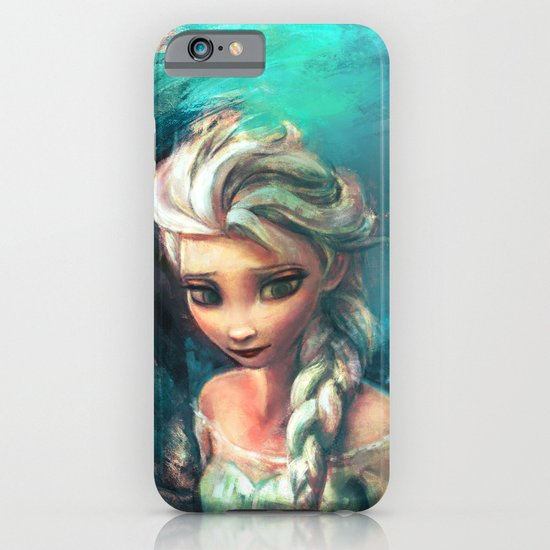The Storm Inside iPhone & iPod Case