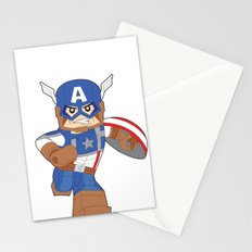 Lego Captain Stationery Cards