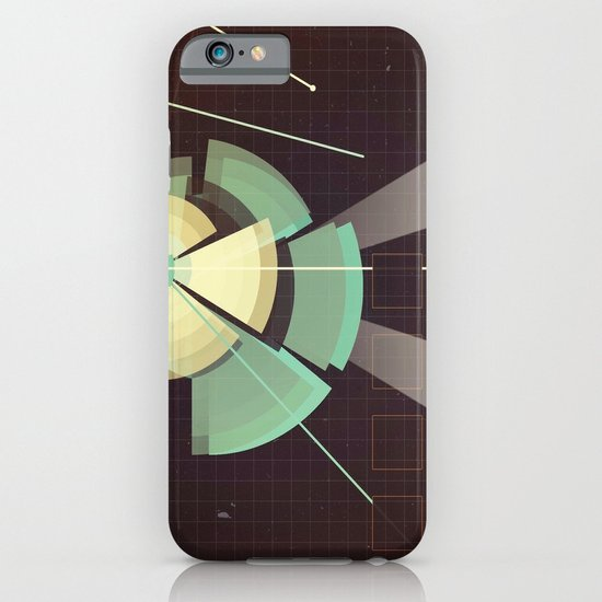 Digital Space Station iPhone & iPod Case