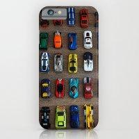 Toy Cars iPhone 6 Slim Case