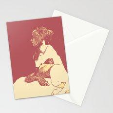 Gaze - 2 Stationery Cards