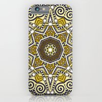 Indian Mhendi Pattern iPhone 6 Slim Case