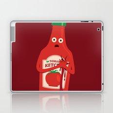 Fake Blood Laptop & iPad Skin