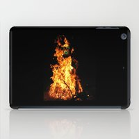 Fire demon iPad Case