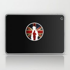 Queen and Country (Sherlock BBC) Laptop & iPad Skin