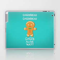 Gingerbread Laptop & iPad Skin
