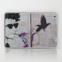 Bob Dylan: Like A Crow Laptop & iPad Skin