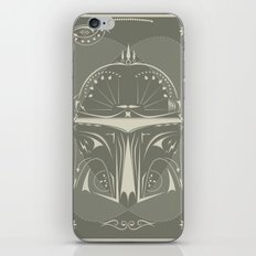 Boba Fett on Acid iPhone & iPod Skin