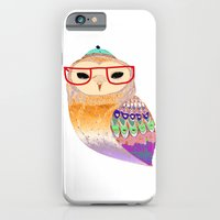 Pretty Awesome owl iPhone 6 Slim Case
