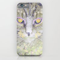 iPhone & iPod Case featuring Pop Art Kitty by Cat Kitsch