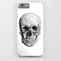 Graphite Skulls iPhone 6 Slim Case