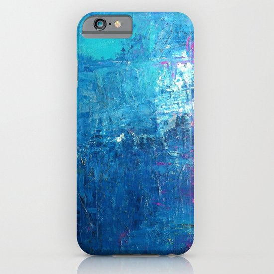 WITH THE TIDES iPhone & iPod Case