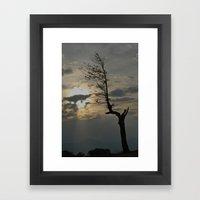 Staying Power Framed Art Print