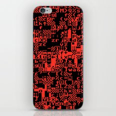 ASCII iPhone & iPod Skin