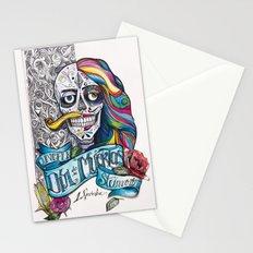 Día de Muertos ANALOG zine Stationery Cards