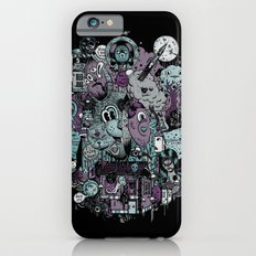 Supernature In The City Of Poison Syrup And Hope Candy iPhone 6 Slim Case