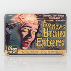 Fox News Brain Eaters iPad Case