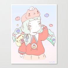KA PI BA RA Canvas Print