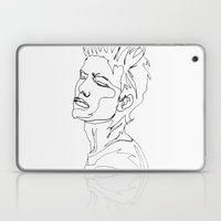 minimal drawing  Laptop & iPad Skin