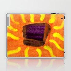 Orange Laptop & iPad Skin