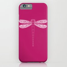 dragonfly in vivacious iPhone 6 Slim Case