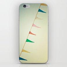 Joyous Carnival Flags iPhone & iPod Skin