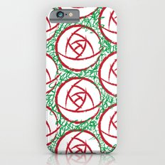 Roses & Thorns iPhone 6 Slim Case