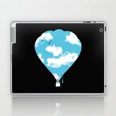 sky balloon Laptop & iPad Skin