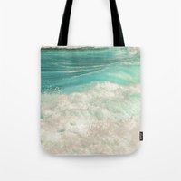 SIMPLY SPLASH Tote Bag