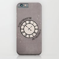 If I Could Turn Back Time... iPhone 6 Slim Case