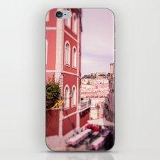 Summer in Lisbon iPhone & iPod Skin