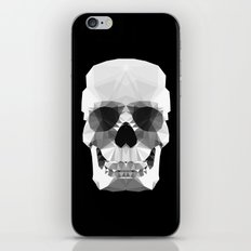 Polygon Heroes - Crystal Skull iPhone & iPod Skin