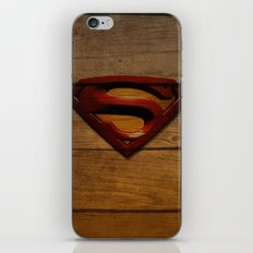 SuperWood iPhone & iPod Skin