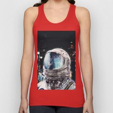 Night Life Unisex Tank Top