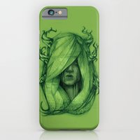 iPhone & iPod Case featuring Bad Hair Day by LuisaPizza