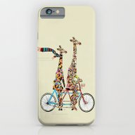 Giraffe Days Lets Tandem iPhone 6 Slim Case