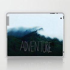 Adventure Mountain Laptop & iPad Skin