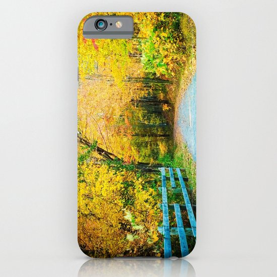 """Autumn Trail"" iPhone & iPod Case"