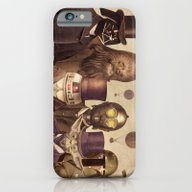 Victorian Wars  iPhone 6 Slim Case