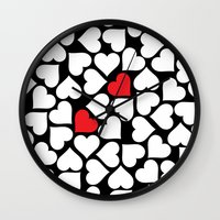 MPENZI ... Love Is In Th… Wall Clock