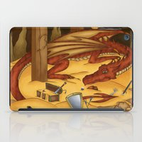 Smaug, the last dragon iPad Case