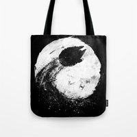 Midnight Awakening Tote Bag