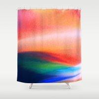 Knoll Shower Curtain