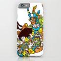 JAPANESE HERO iPhone & iPod Case