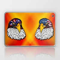 Confederate and Union Eagles Laptop & iPad Skin